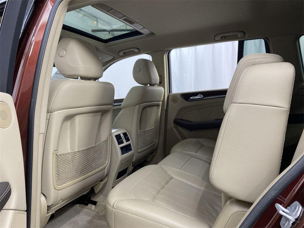 Used 2015 Mercedes-Benz GL-Class GL 450 for sale $33,444 at Gravity Autos Marietta in Marietta GA 30060 42