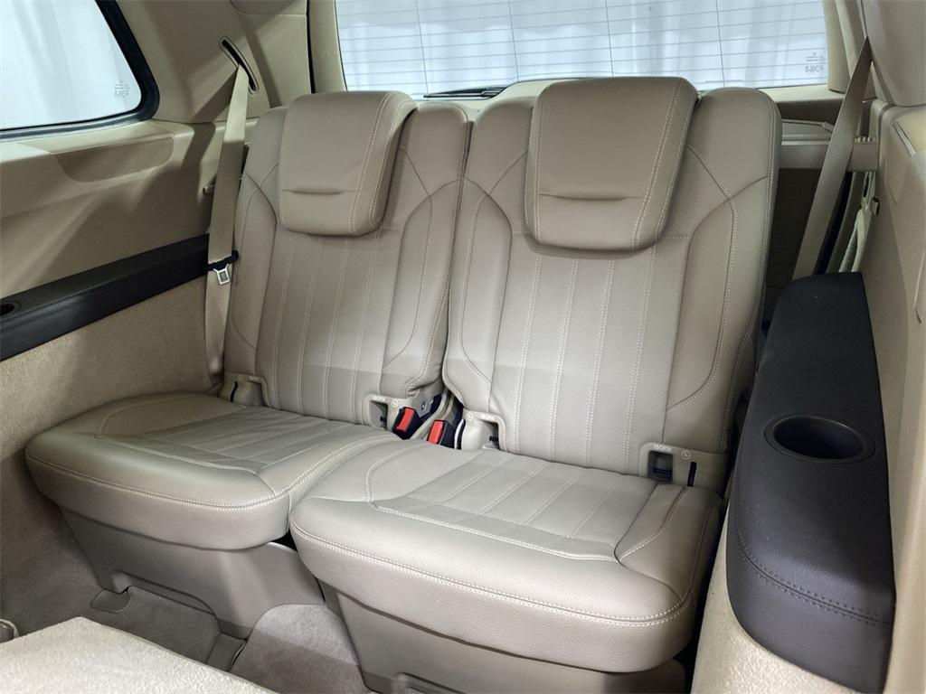 Used 2015 Mercedes-Benz GL-Class GL 450 for sale $33,444 at Gravity Autos Marietta in Marietta GA 30060 43