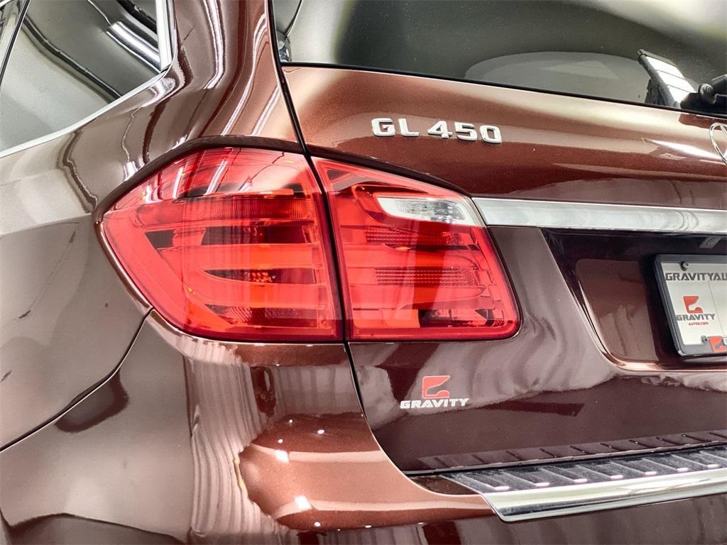 Used 2015 Mercedes-Benz GL-Class GL 450 for sale $33,444 at Gravity Autos Marietta in Marietta GA 30060 9