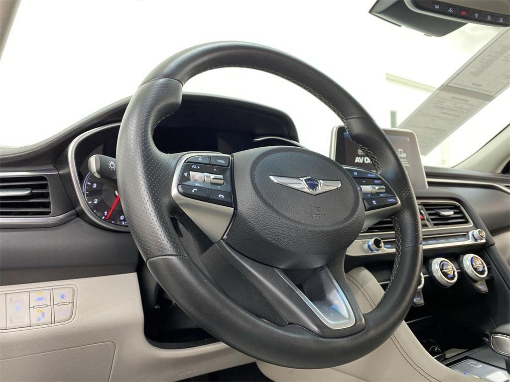 Used 2020 Genesis G70 2.0T for sale $36,444 at Gravity Autos Marietta in Marietta GA 30060 21