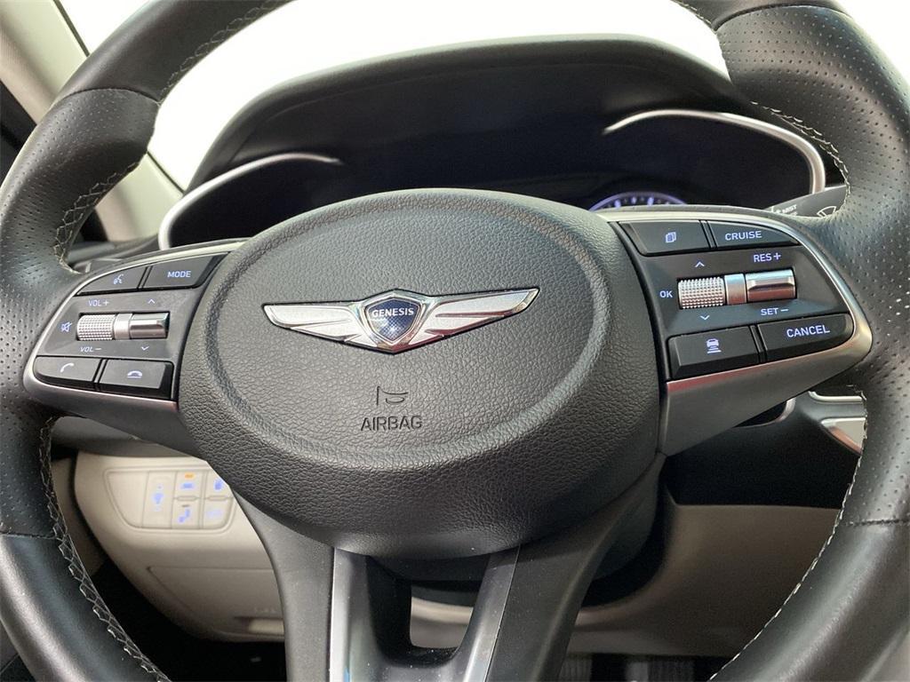 Used 2020 Genesis G70 2.0T for sale $36,444 at Gravity Autos Marietta in Marietta GA 30060 24