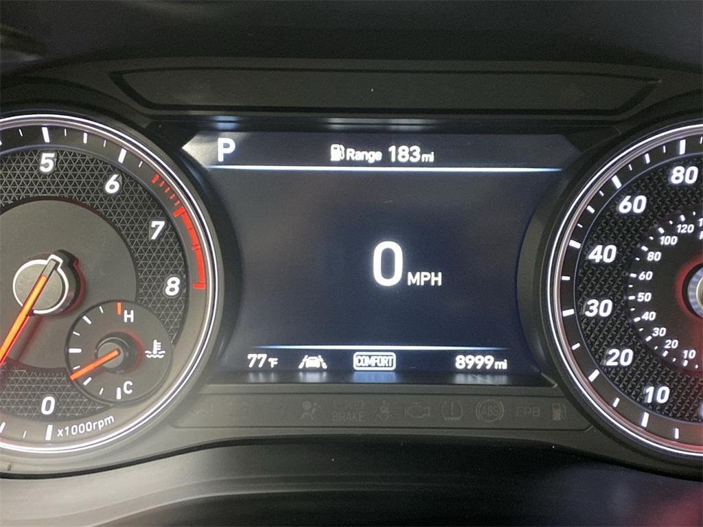 Used 2020 Genesis G70 2.0T for sale $36,444 at Gravity Autos Marietta in Marietta GA 30060 25