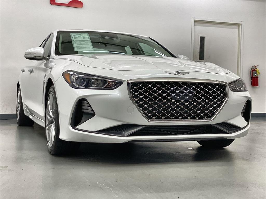 Used 2020 Genesis G70 2.0T for sale $36,444 at Gravity Autos Marietta in Marietta GA 30060 3