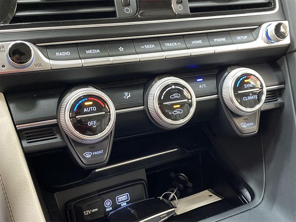 Used 2020 Genesis G70 2.0T for sale $36,444 at Gravity Autos Marietta in Marietta GA 30060 32