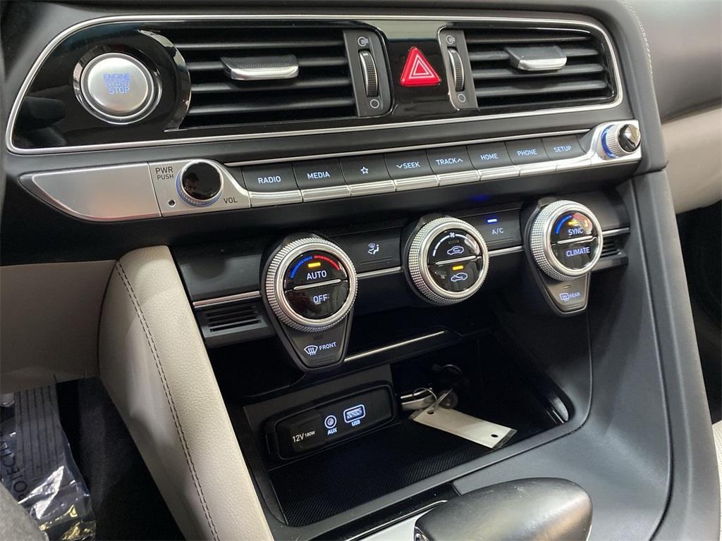 Used 2020 Genesis G70 2.0T for sale $36,444 at Gravity Autos Marietta in Marietta GA 30060 35