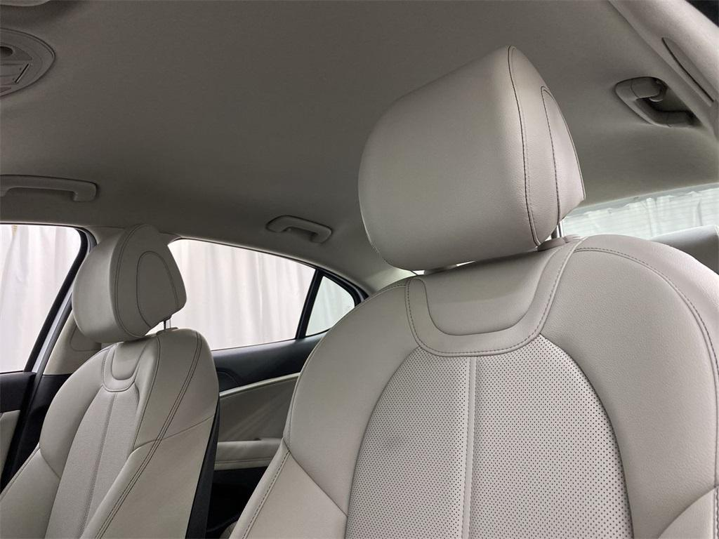 Used 2020 Genesis G70 2.0T for sale $36,444 at Gravity Autos Marietta in Marietta GA 30060 36