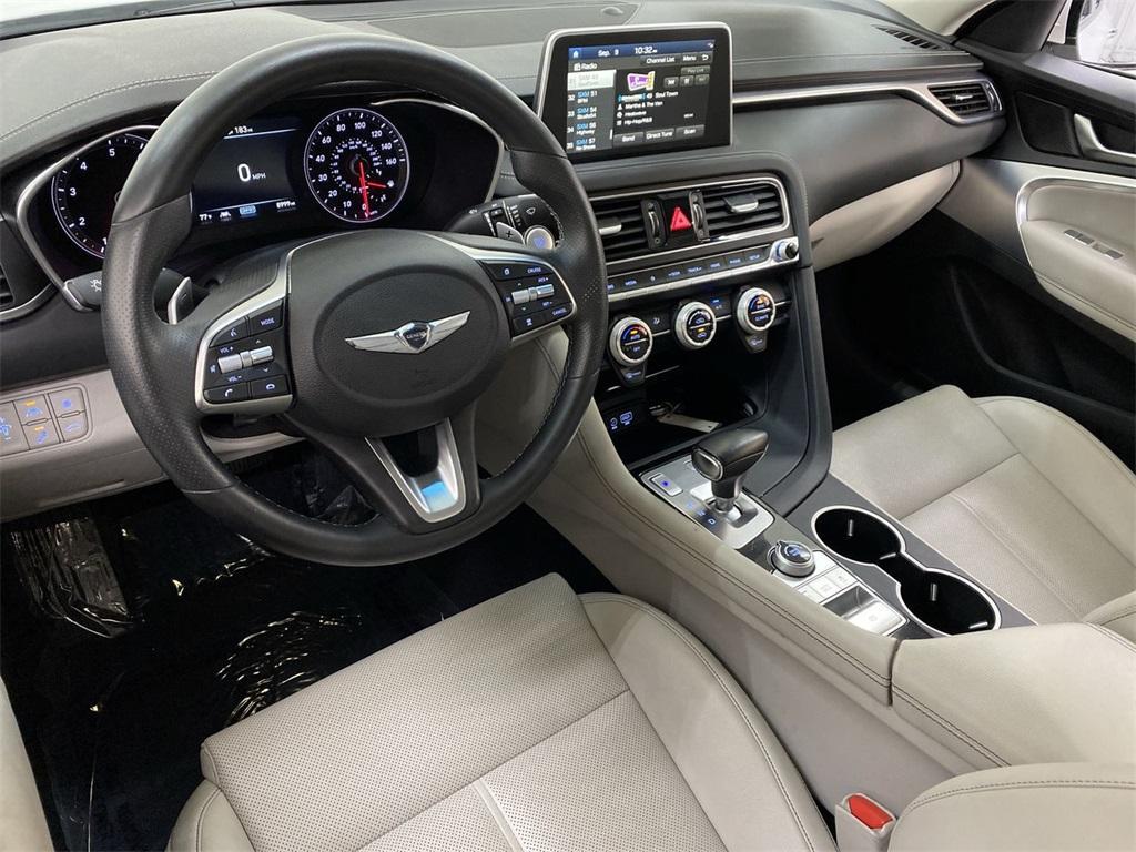 Used 2020 Genesis G70 2.0T for sale $36,444 at Gravity Autos Marietta in Marietta GA 30060 37