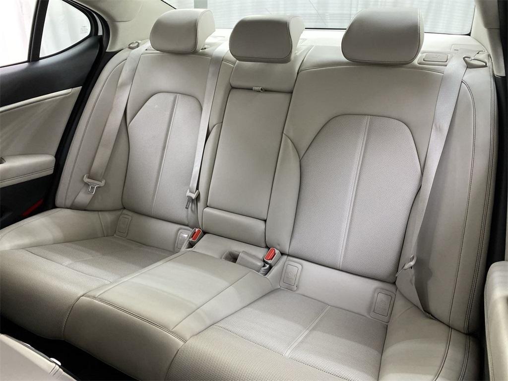 Used 2020 Genesis G70 2.0T for sale $36,444 at Gravity Autos Marietta in Marietta GA 30060 38
