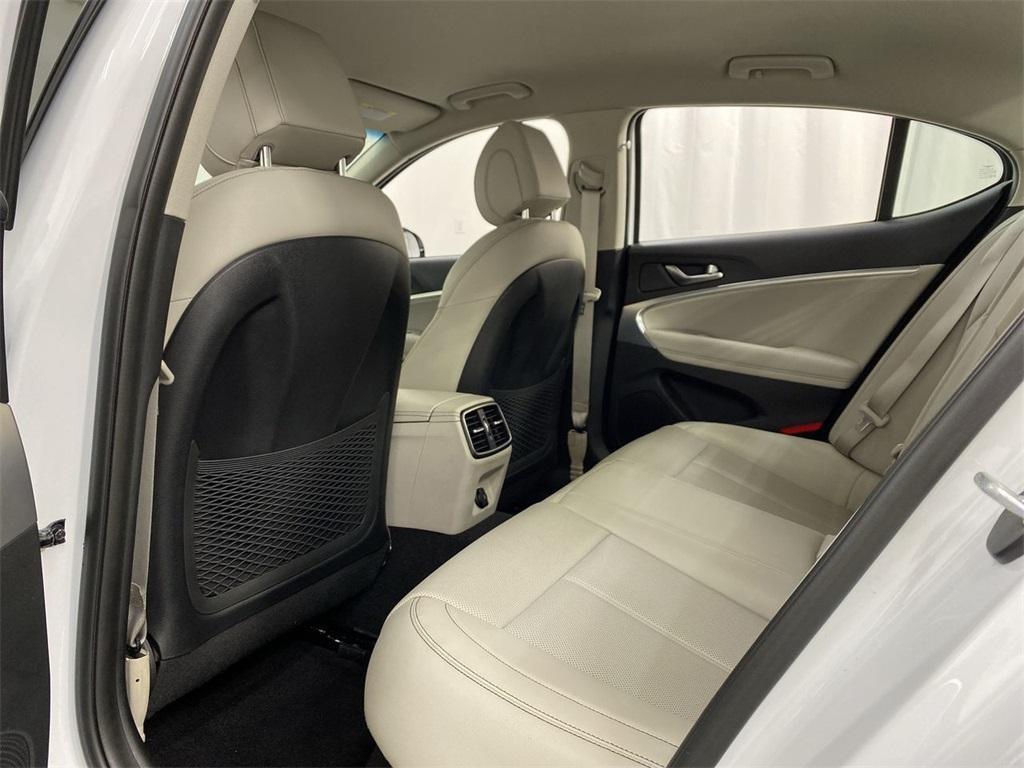 Used 2020 Genesis G70 2.0T for sale $36,444 at Gravity Autos Marietta in Marietta GA 30060 39