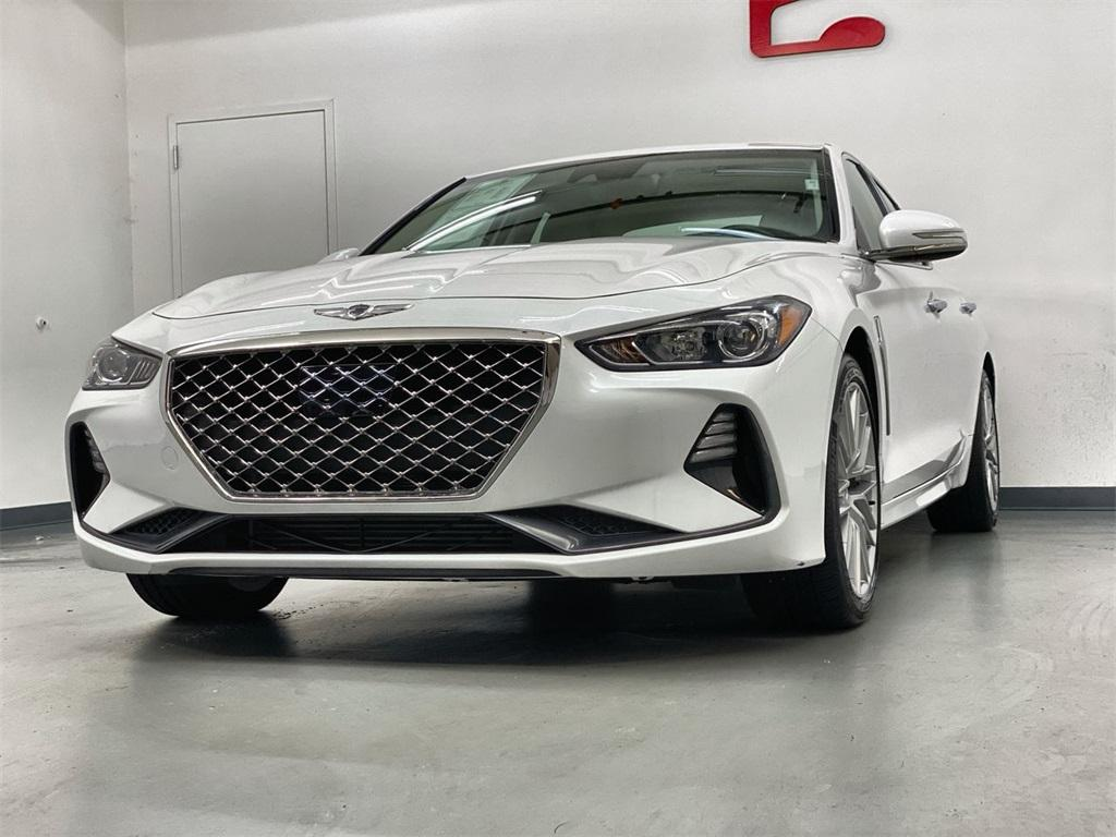 Used 2020 Genesis G70 2.0T for sale $36,444 at Gravity Autos Marietta in Marietta GA 30060 4