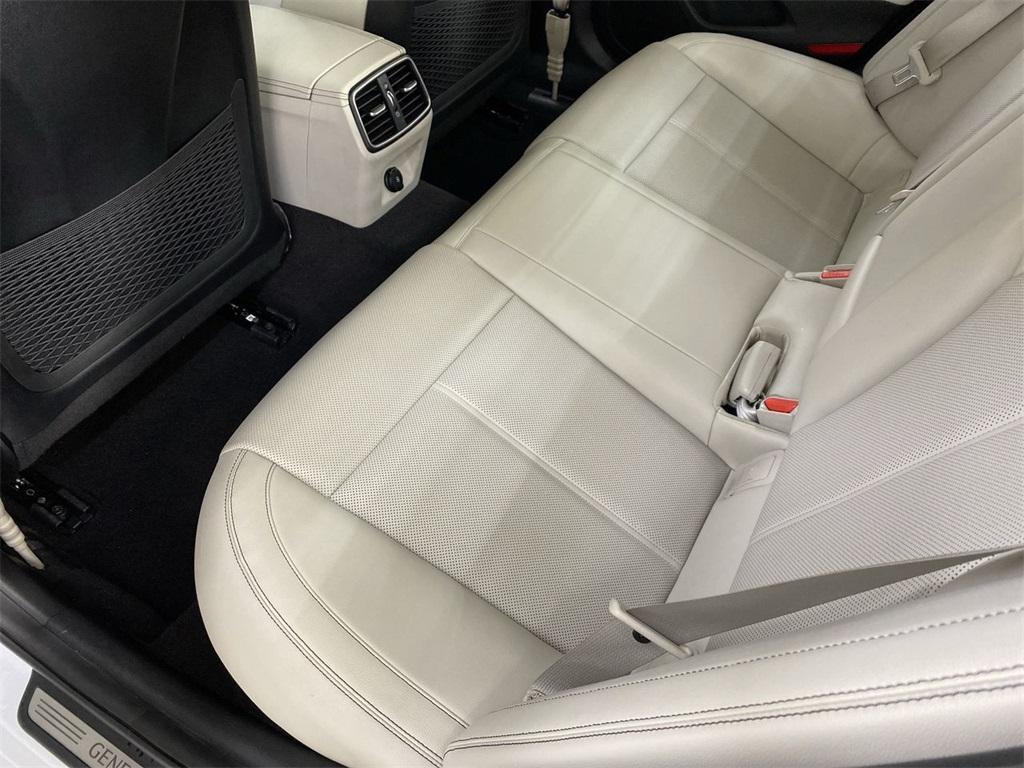 Used 2020 Genesis G70 2.0T for sale $36,444 at Gravity Autos Marietta in Marietta GA 30060 40