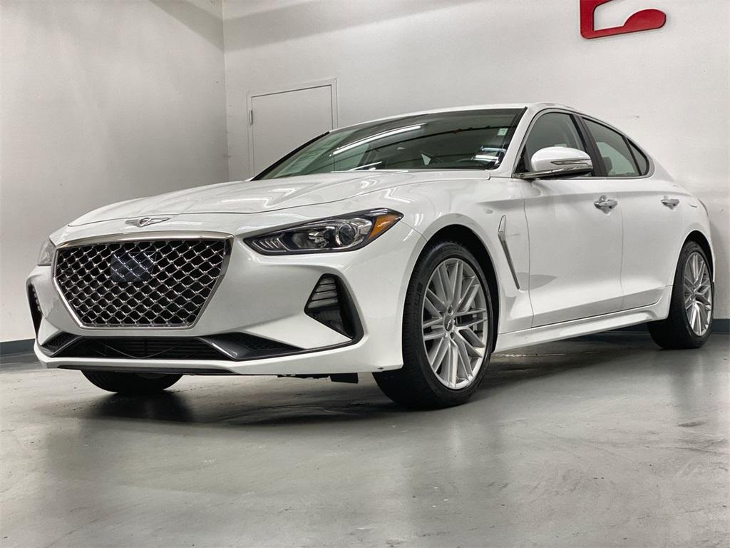 Used 2020 Genesis G70 2.0T for sale $36,444 at Gravity Autos Marietta in Marietta GA 30060 5
