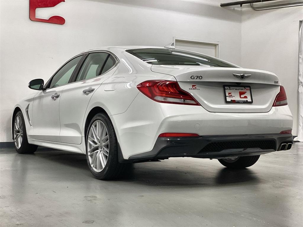 Used 2020 Genesis G70 2.0T for sale $36,444 at Gravity Autos Marietta in Marietta GA 30060 6