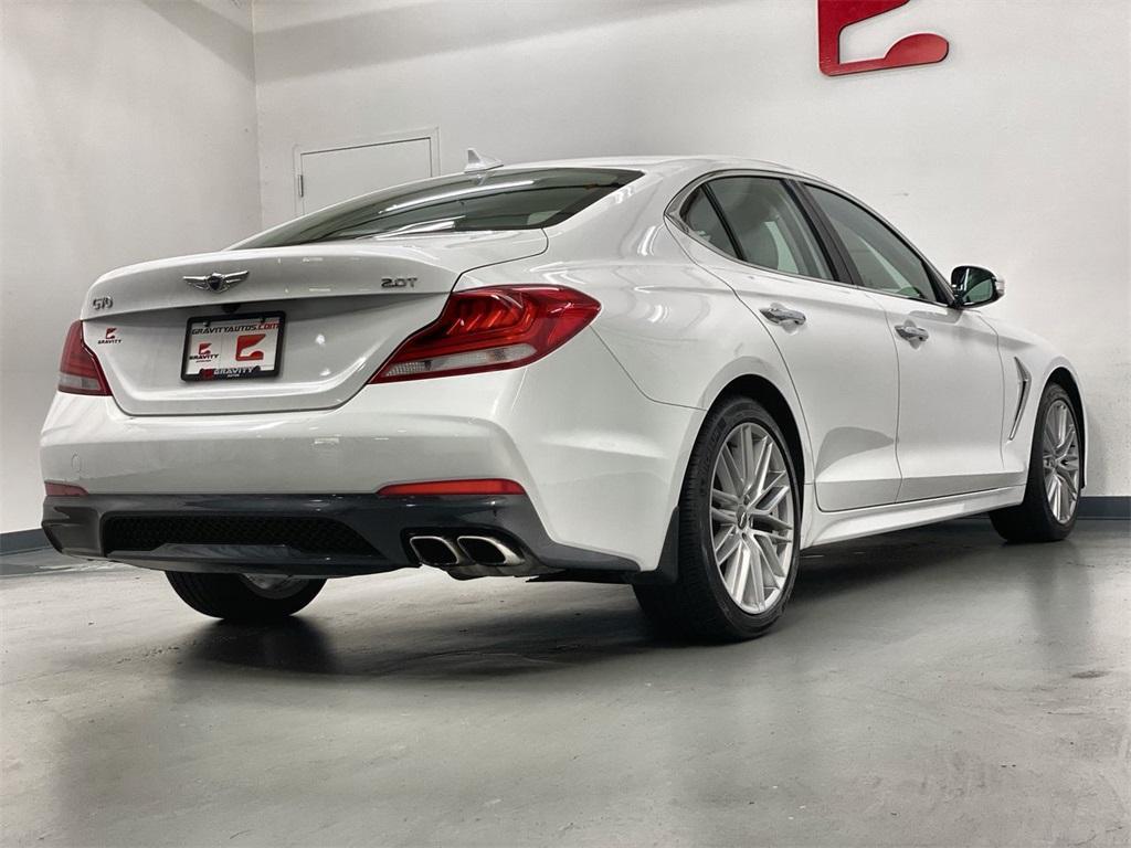 Used 2020 Genesis G70 2.0T for sale $36,444 at Gravity Autos Marietta in Marietta GA 30060 7