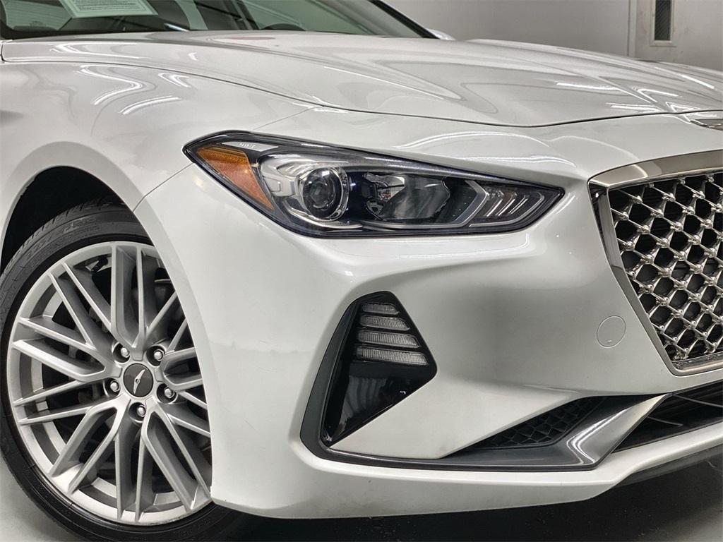 Used 2020 Genesis G70 2.0T for sale $36,444 at Gravity Autos Marietta in Marietta GA 30060 8