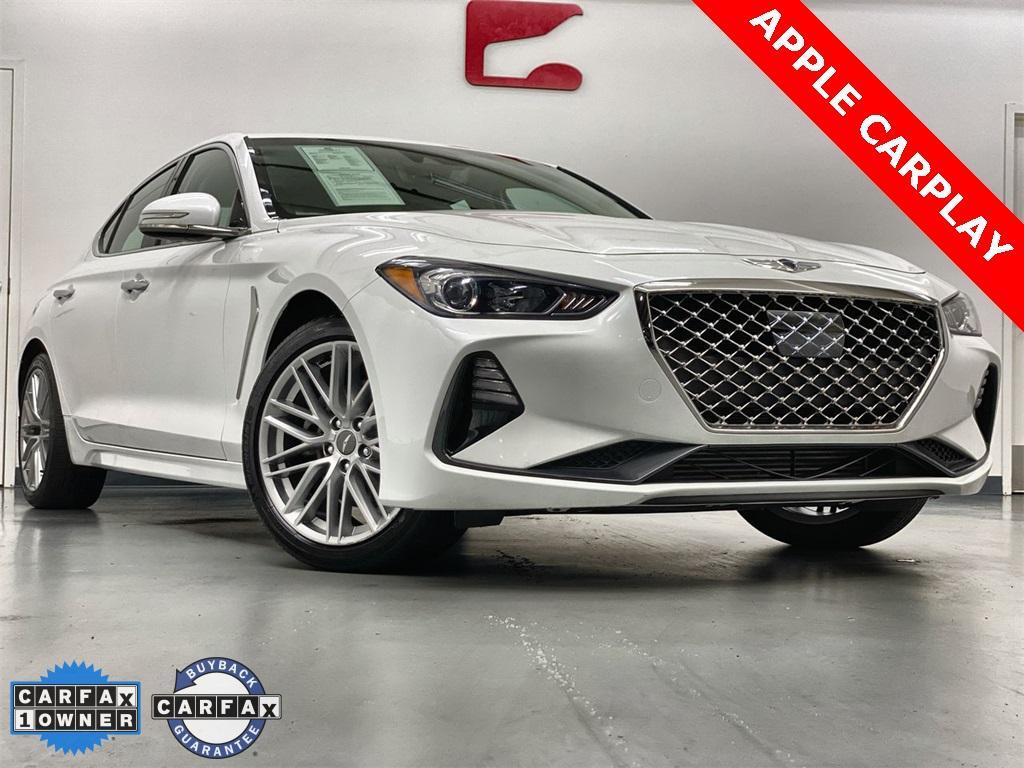 Used 2020 Genesis G70 2.0T for sale $36,444 at Gravity Autos Marietta in Marietta GA 30060 1