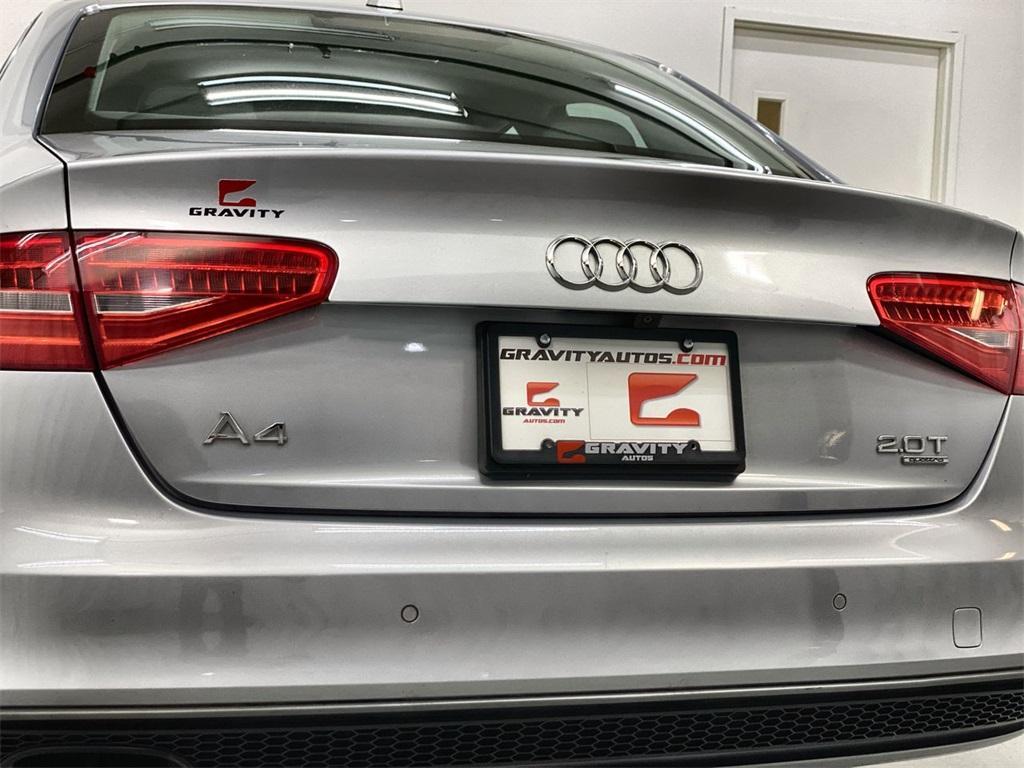 Used 2015 Audi A4 2.0T Premium Plus for sale $14,888 at Gravity Autos Marietta in Marietta GA 30060 10