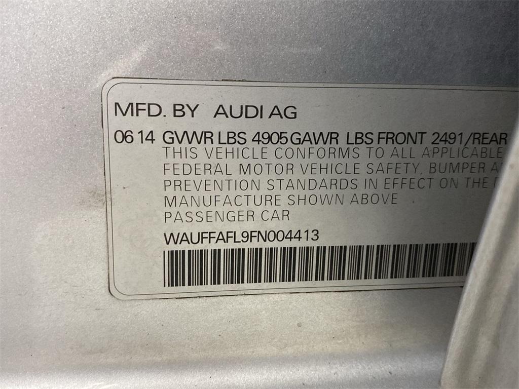 Used 2015 Audi A4 2.0T Premium Plus for sale $14,888 at Gravity Autos Marietta in Marietta GA 30060 45