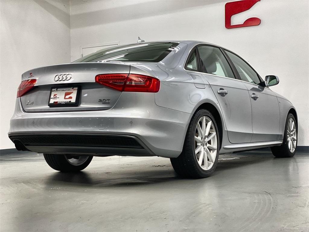 Used 2015 Audi A4 2.0T Premium Plus for sale $14,888 at Gravity Autos Marietta in Marietta GA 30060 7