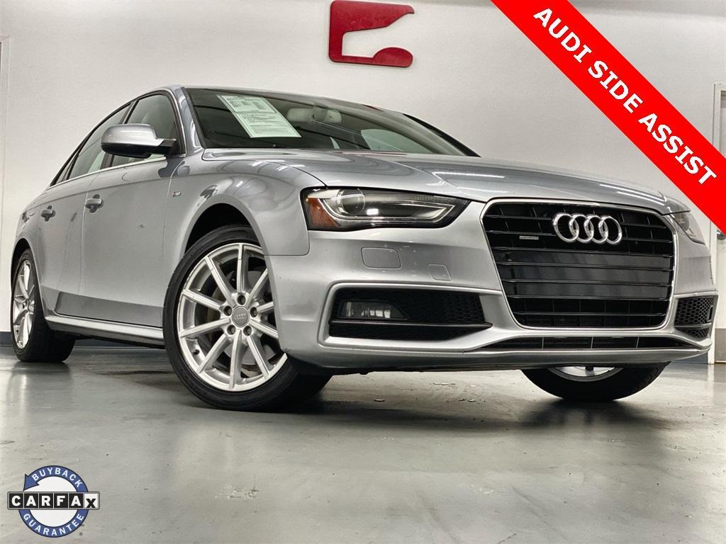 Used 2015 Audi A4 2.0T Premium Plus for sale $14,888 at Gravity Autos Marietta in Marietta GA 30060 1