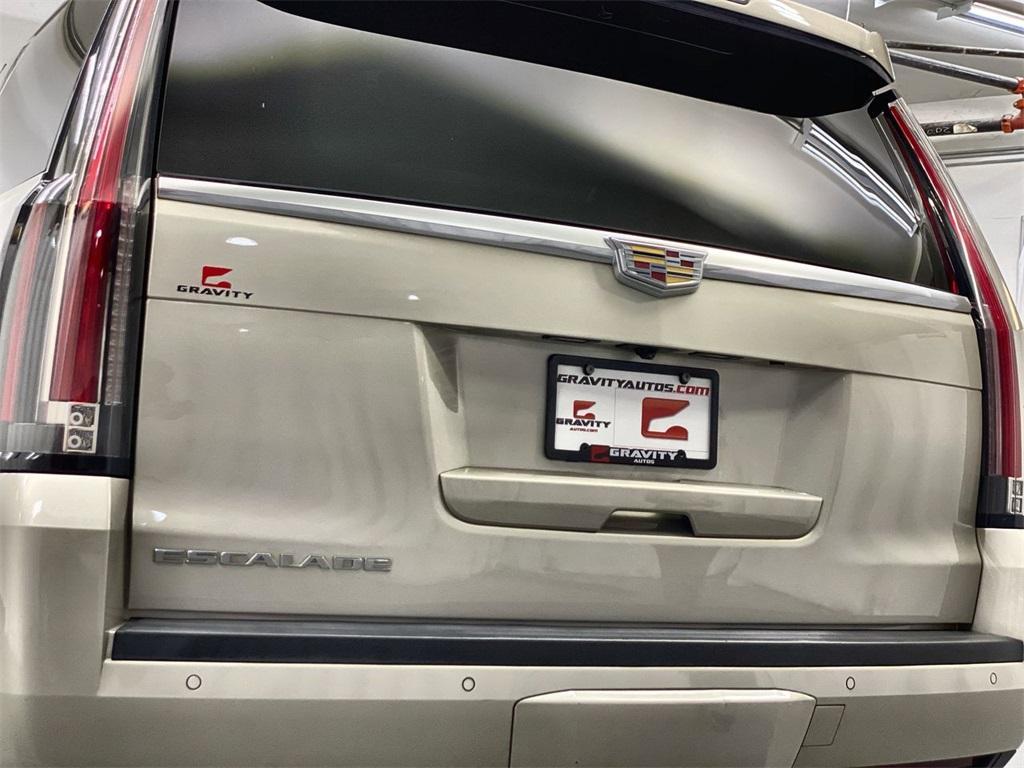 Used 2016 Cadillac Escalade Premium for sale $42,998 at Gravity Autos Marietta in Marietta GA 30060 10