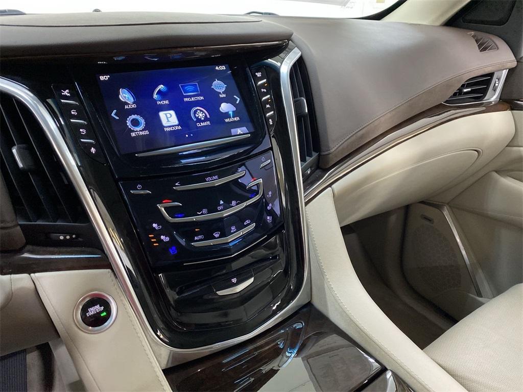 Used 2016 Cadillac Escalade Premium for sale $42,998 at Gravity Autos Marietta in Marietta GA 30060 39