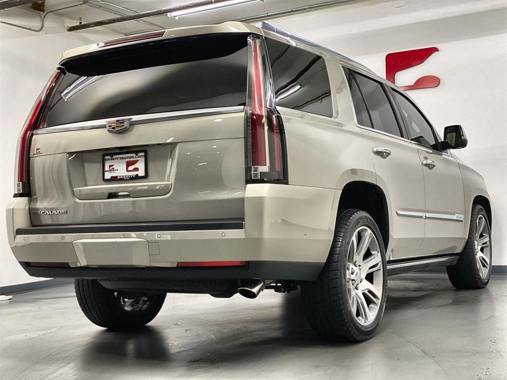 Used 2016 Cadillac Escalade Premium for sale $42,998 at Gravity Autos Marietta in Marietta GA 30060 7