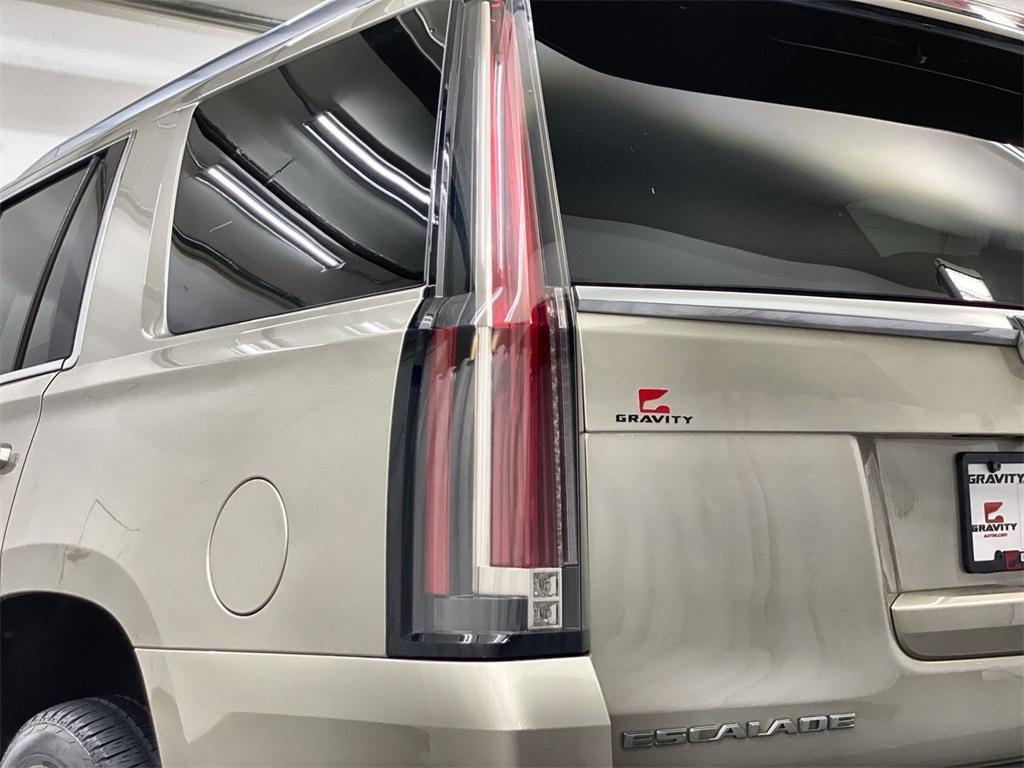 Used 2016 Cadillac Escalade Premium for sale $42,998 at Gravity Autos Marietta in Marietta GA 30060 9