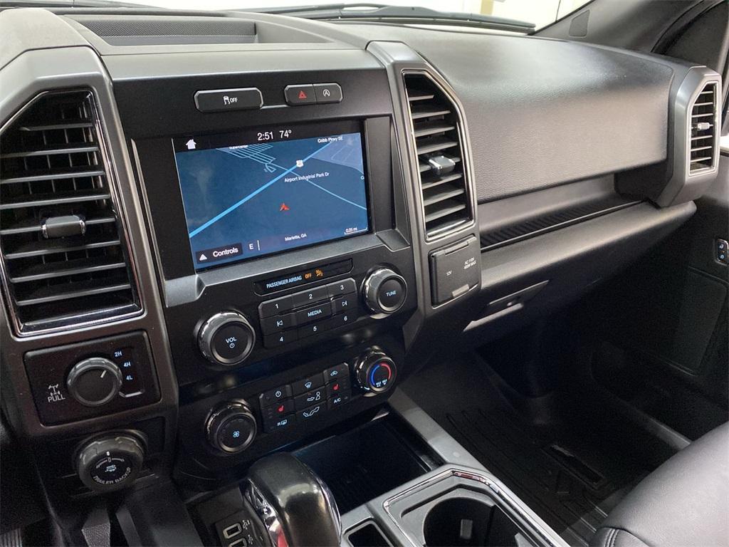 Used 2019 Ford F-150 XLT for sale $44,998 at Gravity Autos Marietta in Marietta GA 30060 35