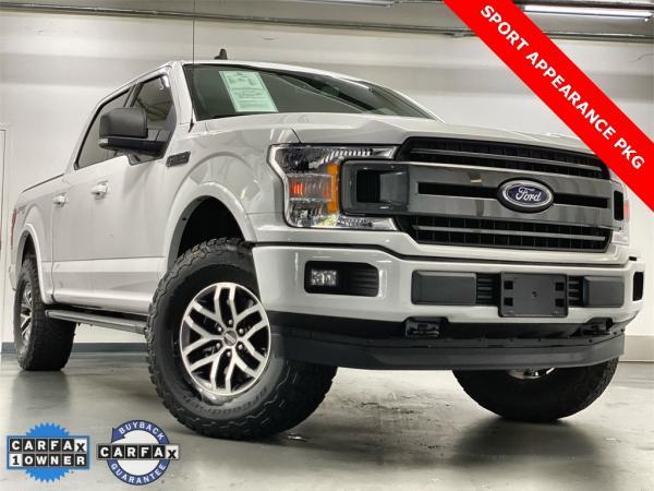 Used 2019 Ford F-150 XLT for sale $44,444 at Gravity Autos Marietta in Marietta GA