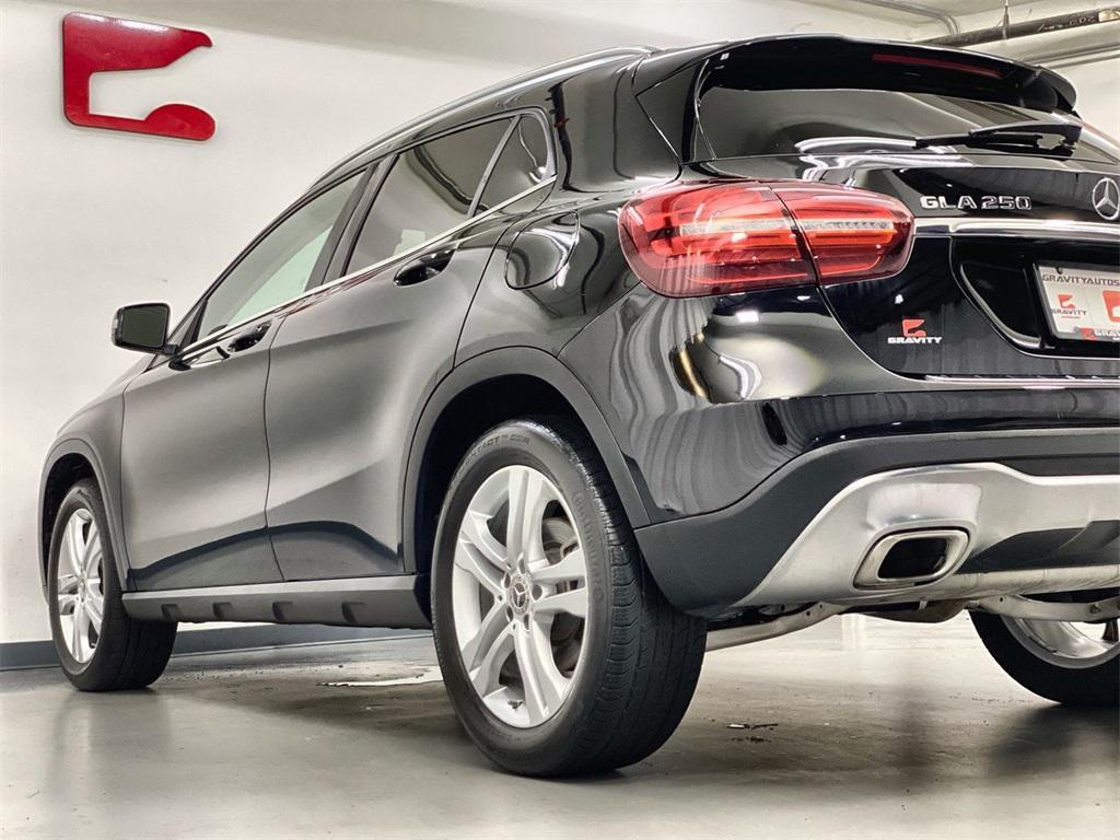 Used 2019 Mercedes-Benz GLA GLA 250 for sale $32,444 at Gravity Autos Marietta in Marietta GA 30060 11