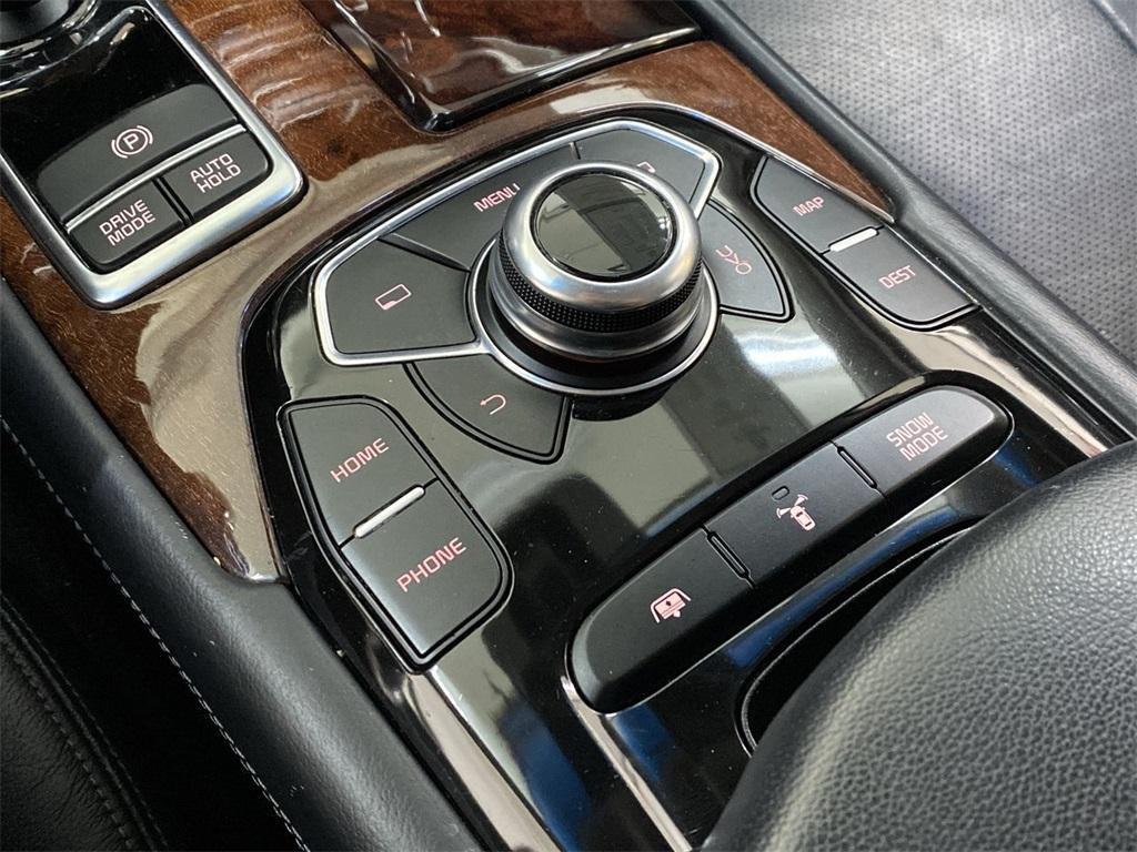 Used 2015 Kia K900 Premium for sale $20,998 at Gravity Autos Marietta in Marietta GA 30060 38