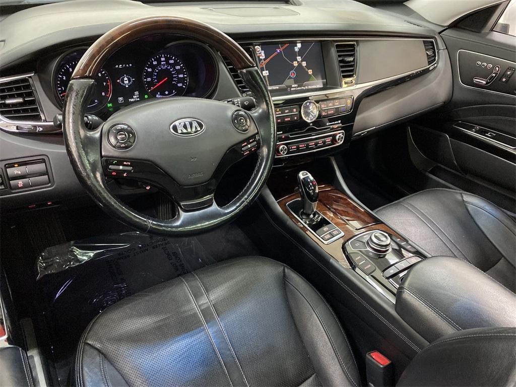 Used 2015 Kia K900 Premium for sale $20,998 at Gravity Autos Marietta in Marietta GA 30060 40