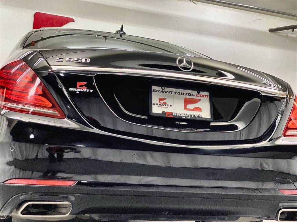Used 2015 Mercedes-Benz S-Class S 550 for sale $45,998 at Gravity Autos Marietta in Marietta GA 30060 10