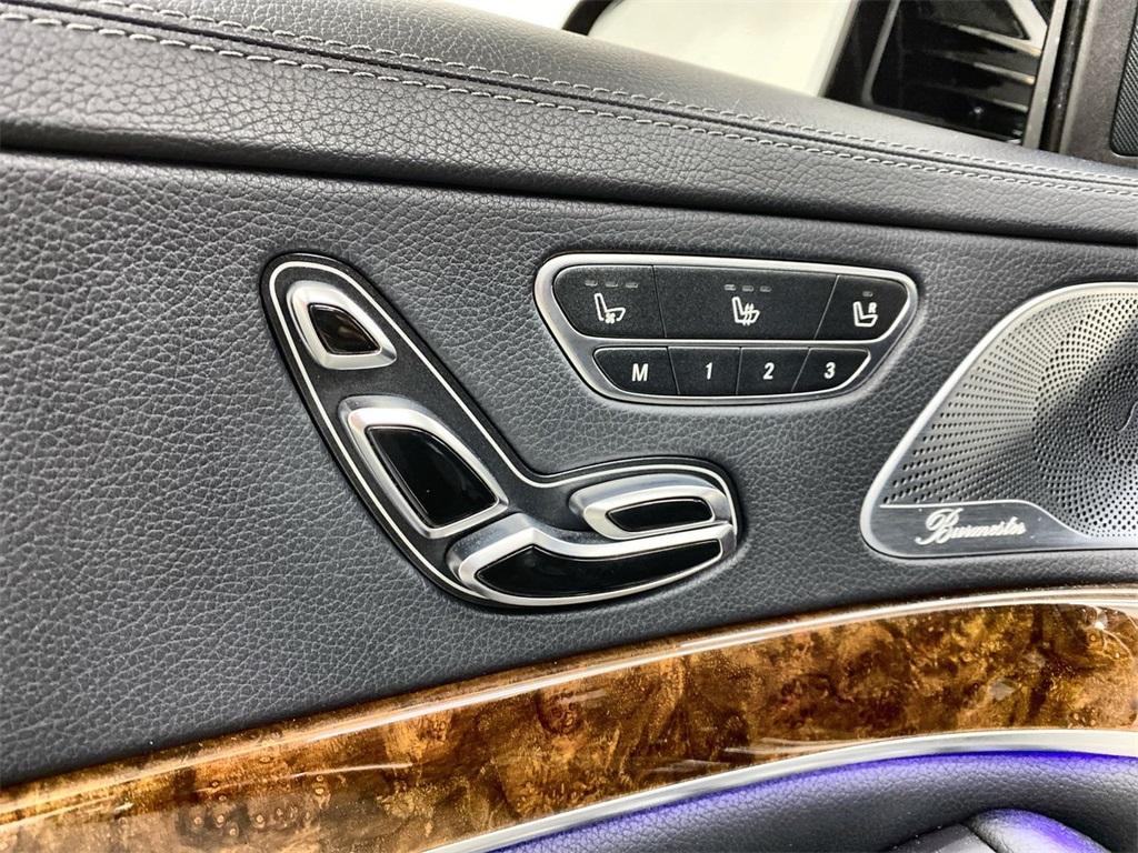 Used 2015 Mercedes-Benz S-Class S 550 for sale $45,998 at Gravity Autos Marietta in Marietta GA 30060 16