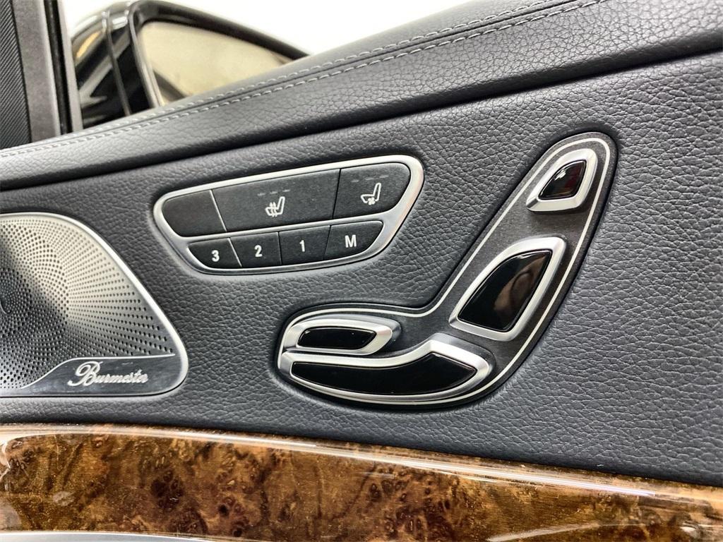 Used 2015 Mercedes-Benz S-Class S 550 for sale $45,998 at Gravity Autos Marietta in Marietta GA 30060 18