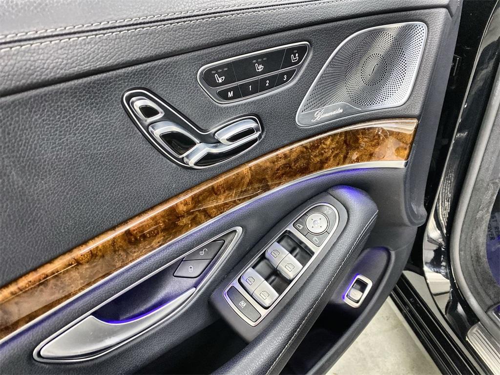 Used 2015 Mercedes-Benz S-Class S 550 for sale $45,998 at Gravity Autos Marietta in Marietta GA 30060 19