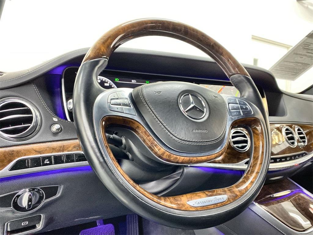 Used 2015 Mercedes-Benz S-Class S 550 for sale $45,998 at Gravity Autos Marietta in Marietta GA 30060 22