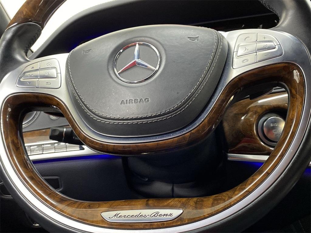 Used 2015 Mercedes-Benz S-Class S 550 for sale $45,998 at Gravity Autos Marietta in Marietta GA 30060 25