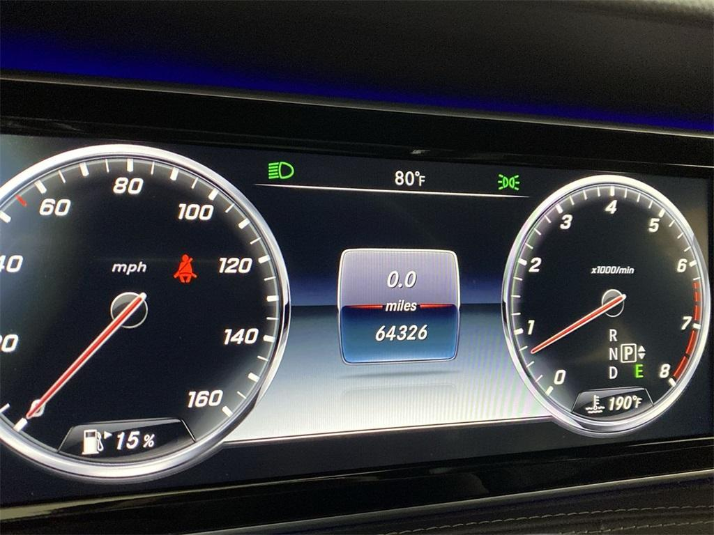 Used 2015 Mercedes-Benz S-Class S 550 for sale $45,998 at Gravity Autos Marietta in Marietta GA 30060 26
