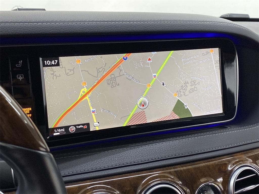 Used 2015 Mercedes-Benz S-Class S 550 for sale $45,998 at Gravity Autos Marietta in Marietta GA 30060 30