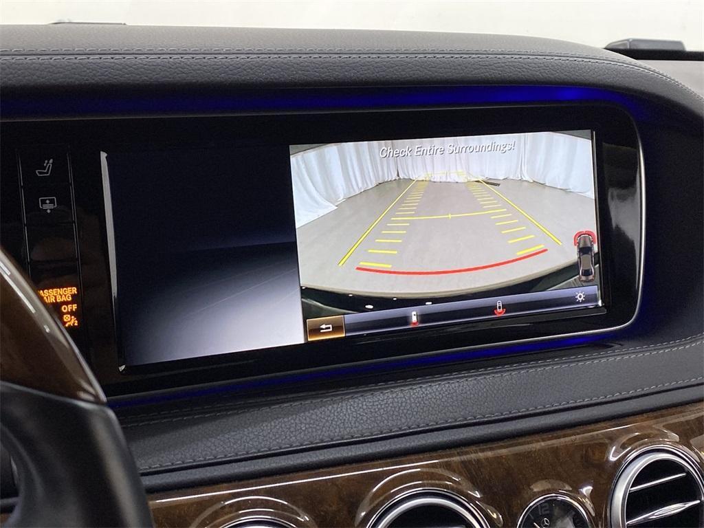 Used 2015 Mercedes-Benz S-Class S 550 for sale $45,998 at Gravity Autos Marietta in Marietta GA 30060 31