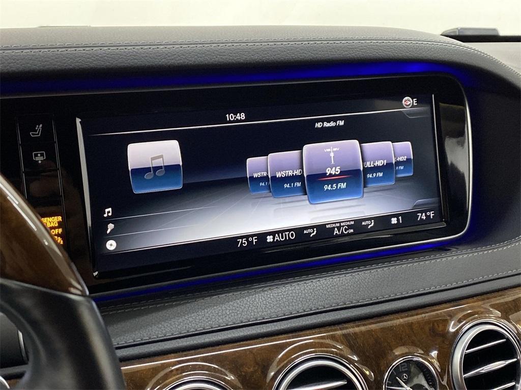 Used 2015 Mercedes-Benz S-Class S 550 for sale $45,998 at Gravity Autos Marietta in Marietta GA 30060 33