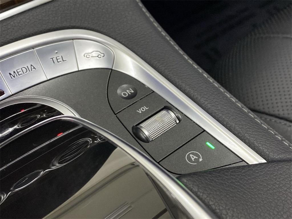 Used 2015 Mercedes-Benz S-Class S 550 for sale $45,998 at Gravity Autos Marietta in Marietta GA 30060 38