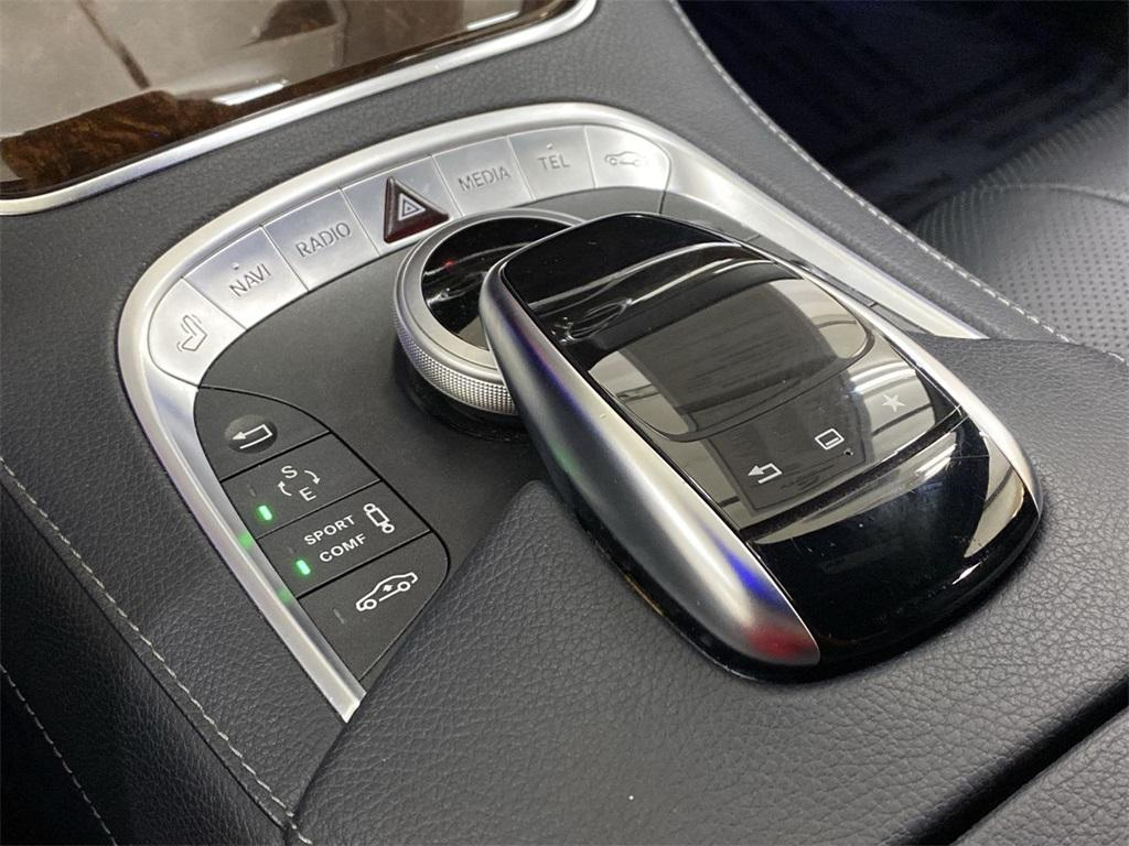 Used 2015 Mercedes-Benz S-Class S 550 for sale $45,998 at Gravity Autos Marietta in Marietta GA 30060 39