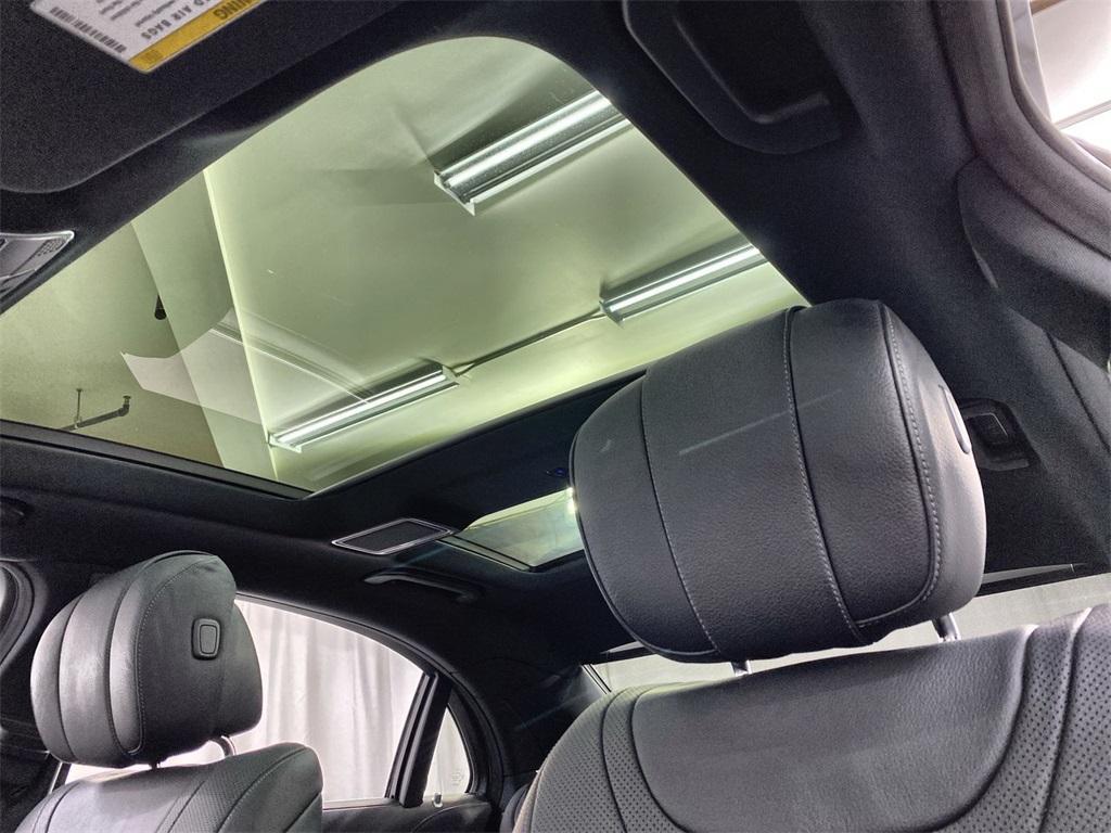 Used 2015 Mercedes-Benz S-Class S 550 for sale $45,998 at Gravity Autos Marietta in Marietta GA 30060 40