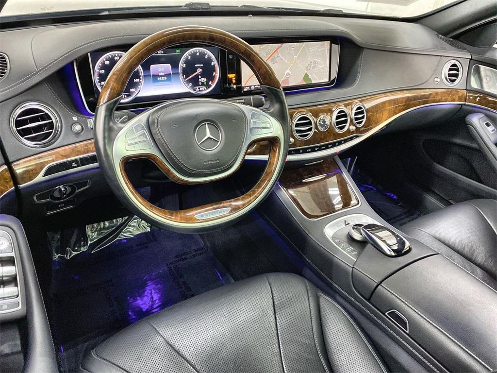 Used 2015 Mercedes-Benz S-Class S 550 for sale $45,998 at Gravity Autos Marietta in Marietta GA 30060 41