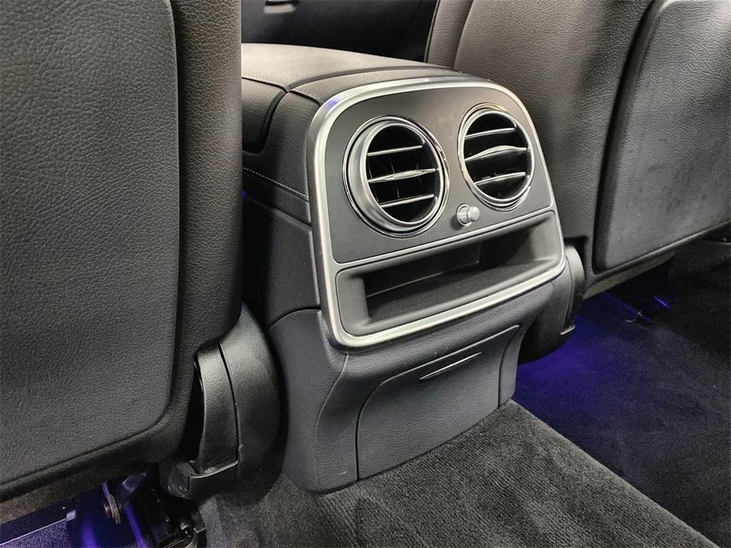 Used 2015 Mercedes-Benz S-Class S 550 for sale $45,998 at Gravity Autos Marietta in Marietta GA 30060 46