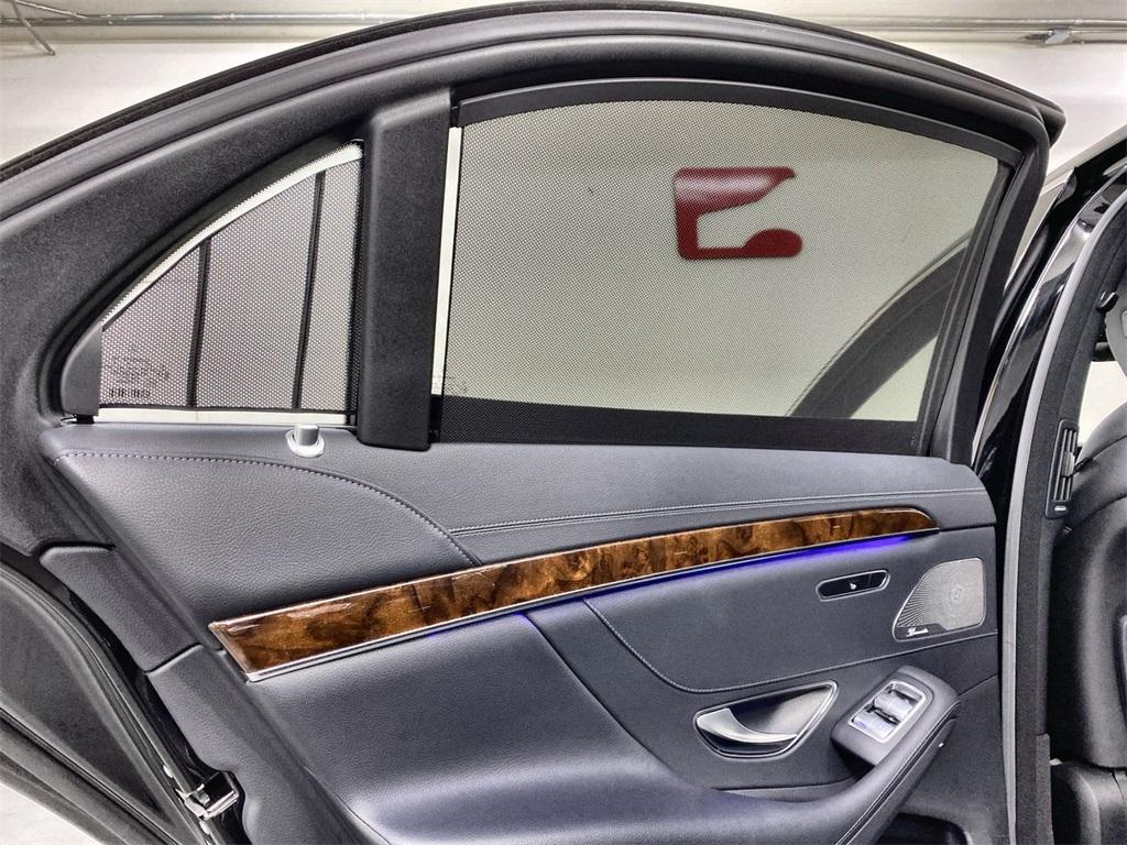 Used 2015 Mercedes-Benz S-Class S 550 for sale $45,998 at Gravity Autos Marietta in Marietta GA 30060 47
