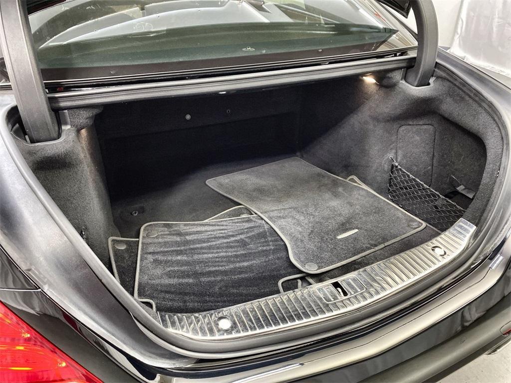 Used 2015 Mercedes-Benz S-Class S 550 for sale $45,998 at Gravity Autos Marietta in Marietta GA 30060 50